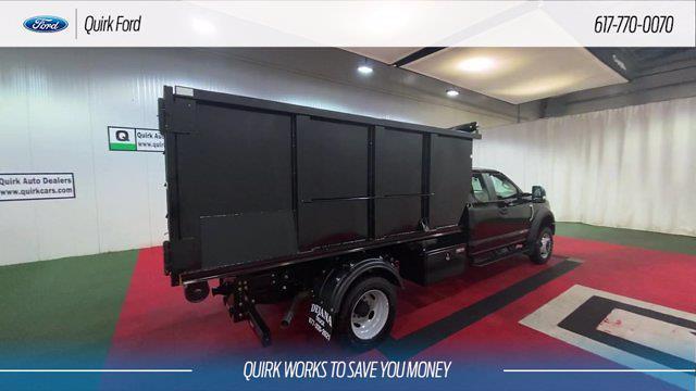 2021 Ford F-550 Super Cab DRW 4x4, Switch N Go Hooklift Body #F204829 - photo 1