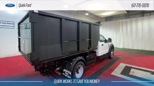 2021 Ford F-550 Regular Cab DRW 4x4, Switch N Go Hooklift Body #F204889 - photo 1