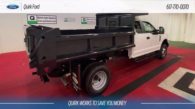 2021 Ford F-350 Super Cab DRW 4x4, Air-Flo Dump Body #F204893 - photo 1