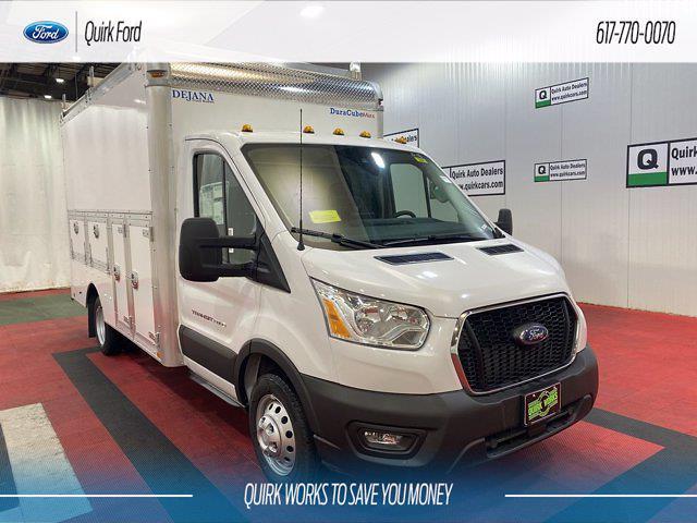 2021 Ford Transit 350 HD Low Roof 4x2, Dejana Service Utility Van #F204961 - photo 1