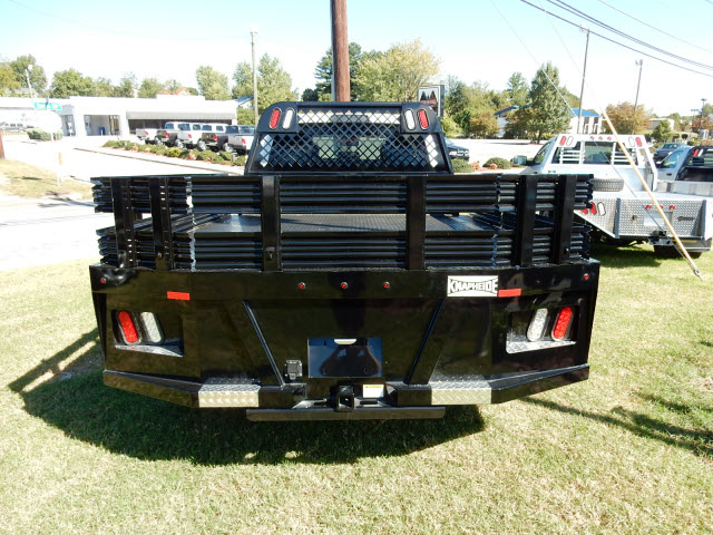 2016 Ram 3500 Crew Cab DRW 4x4, Knapheide Platform Body #63640 - photo 4
