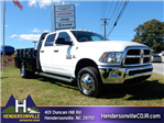 2016 Ram 3500 Crew Cab DRW 4x4, Knapheide Platform Body #63640 - photo 1