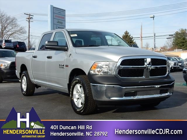 2017 Ram 1500 Crew Cab 4x4, Pickup #73211 - photo 1