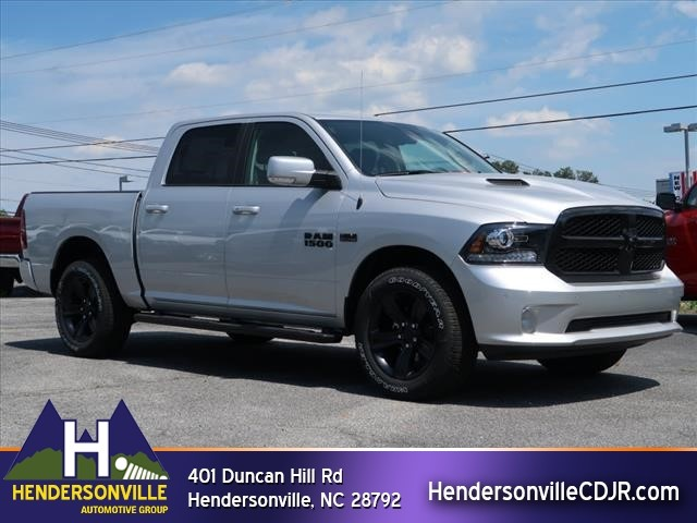 2017 Ram 1500 Crew Cab 4x4 Pickup #73244 - photo 1