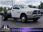 2017 Ram 3500 Regular Cab DRW 4x4, Cab Chassis #73636 - photo 1