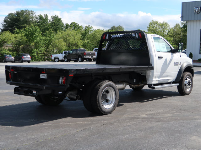 2017 Ram 5500 Regular Cab DRW, Knapheide Platform Body #73922 - photo 2