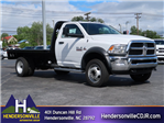 2017 Ram 5500 Regular Cab DRW, Knapheide Platform Body #73922 - photo 1