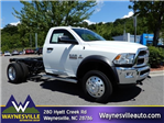 2017 Ram 5500 Regular Cab DRW 4x4, Cab Chassis #73923 - photo 1