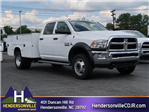 2017 Ram 5500 Crew Cab DRW 4x4, Service Body #73925 - photo 1