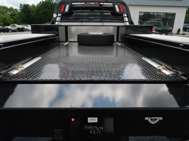 2017 Ram 4500 Crew Cab DRW 4x4, CM Truck Beds Platform Body #73926 - photo 15