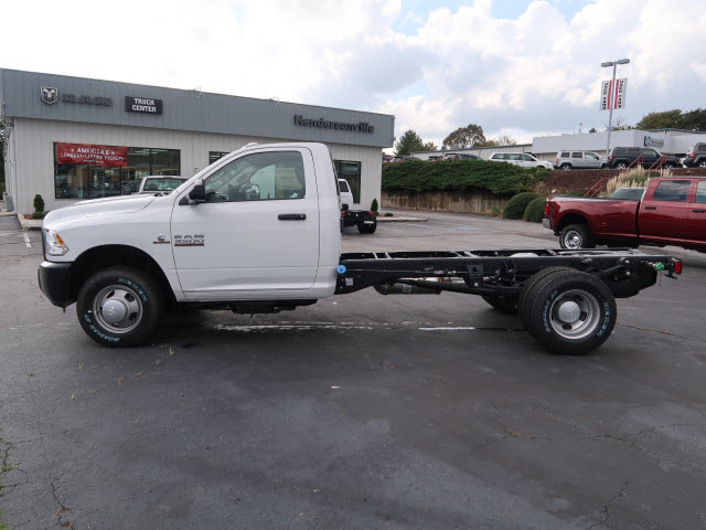 2018 Ram 3500 Regular Cab DRW 4x4, Cab Chassis #83602 - photo 14