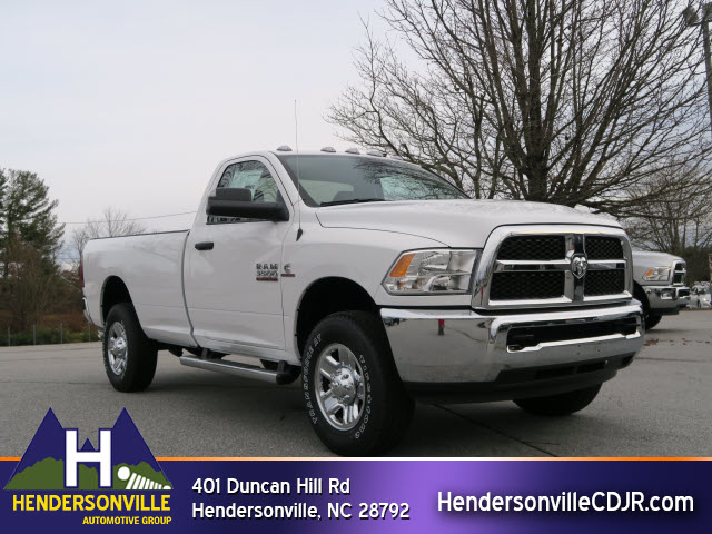 2018 Ram 3500 Regular Cab 4x4 Pickup #83610 - photo 1
