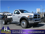 2018 Ram 4500 Regular Cab DRW 4x4, Cab Chassis #83701 - photo 1