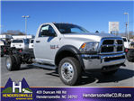 2018 Ram 4500 Regular Cab DRW 4x4, Cab Chassis #83703 - photo 1