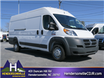 2018 ProMaster 3500 High Roof, Cargo Van #83818 - photo 1