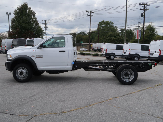 2018 Ram 5500 Regular Cab DRW 4x4 Cab Chassis #83903 - photo 14