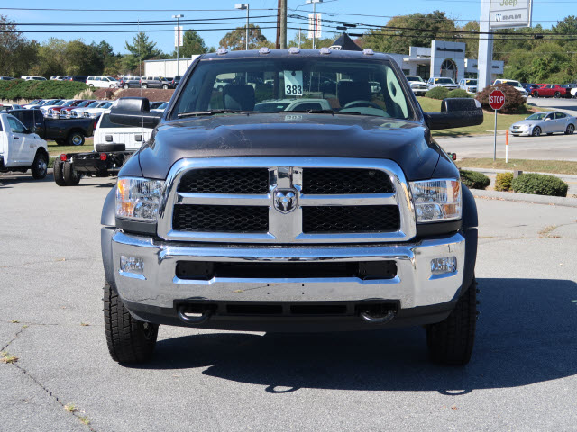 2018 Ram 5500 Regular Cab DRW 4x4 Cab Chassis #83906 - photo 3