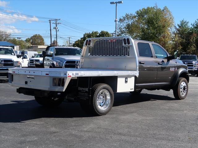 2018 Ram 4500 Crew Cab DRW 4x4, Hauler Body #83909 - photo 2