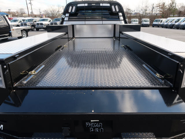 2018 Ram 5500 Crew Cab DRW 4x4, Hauler Body #83920 - photo 14