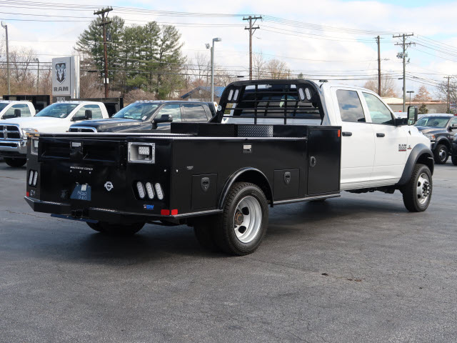 2018 Ram 5500 Crew Cab DRW 4x4, Hauler Body #83920 - photo 2