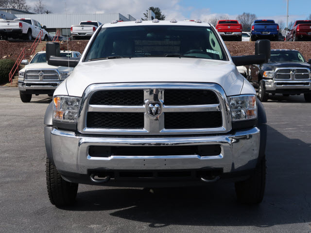 2018 Ram 5500 Crew Cab DRW 4x4, Hauler Body #83920 - photo 3