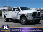 2018 Ram 5500 Crew Cab DRW 4x4, Knapheide Service Body #83921 - photo 1