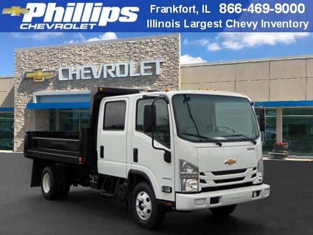 2020 Chevrolet LCF 3500 Crew Cab 4x2, Galion Dump Body #01922 - photo 1