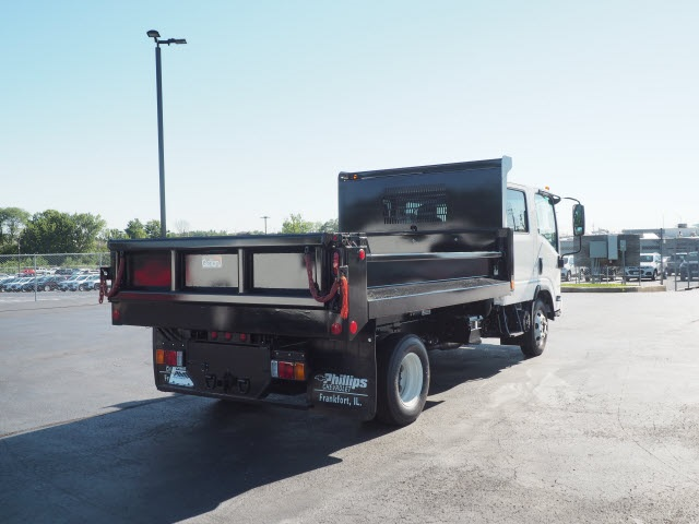 2020 Chevrolet LCF 3500 Crew Cab DRW 4x2, Galion Dump Body #01924 - photo 1