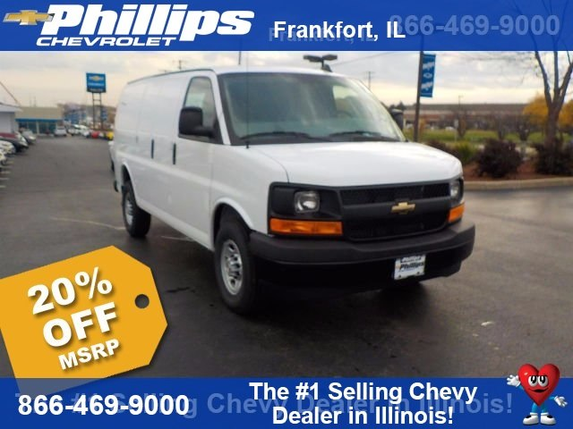 2017 Express 2500, Cargo Van #70921 - photo 20