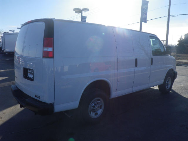 2017 Express 2500, Cargo Van #70958 - photo 3