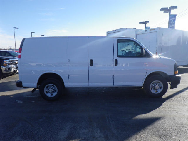 2017 Express 2500, Cargo Van #70958 - photo 9