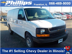 2017 Express 2500, Cargo Van #70987 - photo 1