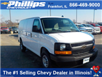2017 Express 2500, Cargo Van #71095 - photo 1