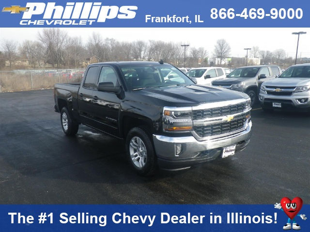 2017 Silverado 1500 Double Cab 4x4 Pickup #71696 - photo 1