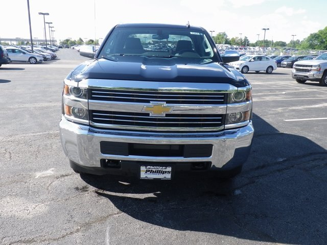 2017 Silverado 2500 Double Cab 4x4 Pickup #72435 - photo 3