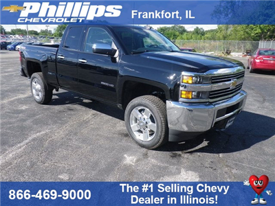 2017 Silverado 2500 Double Cab 4x4 Pickup #72435 - photo 1