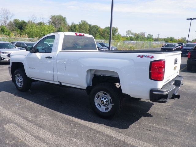 2017 Silverado 2500 Regular Cab 4x4 Pickup #72515 - photo 6