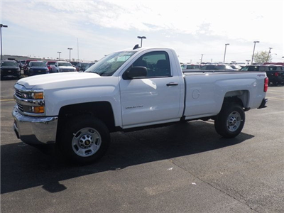 2017 Silverado 2500 Regular Cab 4x4 Pickup #72515 - photo 4