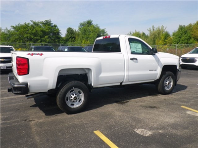 2017 Silverado 2500 Regular Cab 4x4 Pickup #72515 - photo 2