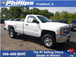 2017 Silverado 2500 Regular Cab 4x4 Pickup #72515 - photo 1