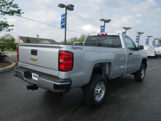 2017 Silverado 2500 Regular Cab 4x4 Pickup #72937 - photo 2