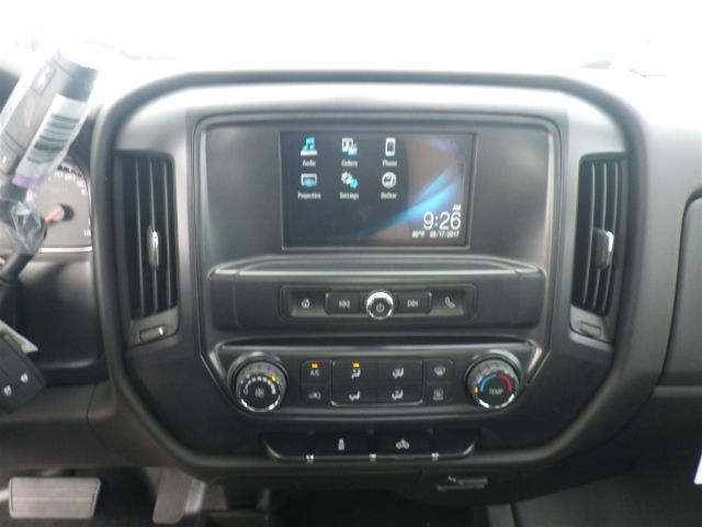 2017 Silverado 2500 Regular Cab 4x4 Pickup #72937 - photo 11