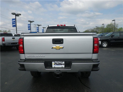 2017 Silverado 2500 Regular Cab 4x4 Pickup #72937 - photo 6