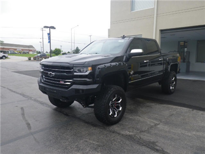 2017 Silverado 1500 Crew Cab 4x4 Pickup #73150 - photo 4