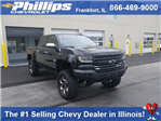 2017 Silverado 1500 Crew Cab 4x4 Pickup #73150 - photo 1