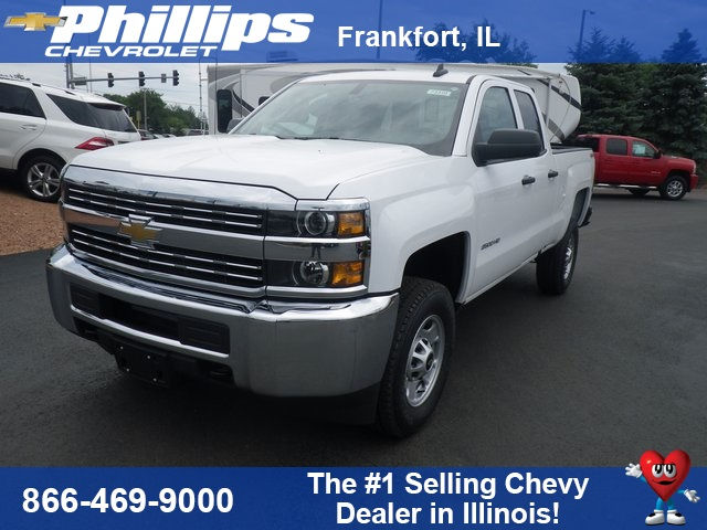 2017 Silverado 2500 Double Cab 4x4 Pickup #73310 - photo 1