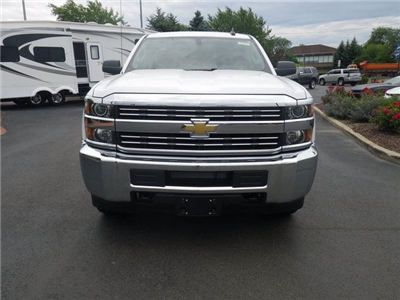 2017 Silverado 2500 Double Cab 4x4 Pickup #73310 - photo 3