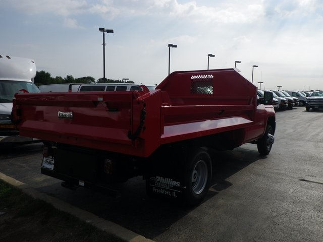 2017 Silverado 3500 Regular Cab DRW 4x4, Knapheide Drop Side Dump Bodies Dump Body #73361 - photo 2