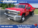 2017 Silverado 3500 Regular Cab 4x4, Knapheide Drop Side Dump Bodies Dump Body #73361 - photo 1