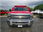 2017 Silverado 3500 Regular Cab DRW 4x4, Knapheide Drop Side Dump Bodies Dump Body #73361 - photo 4